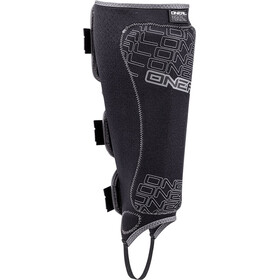 ONeal Straight Shin Guards black/gray